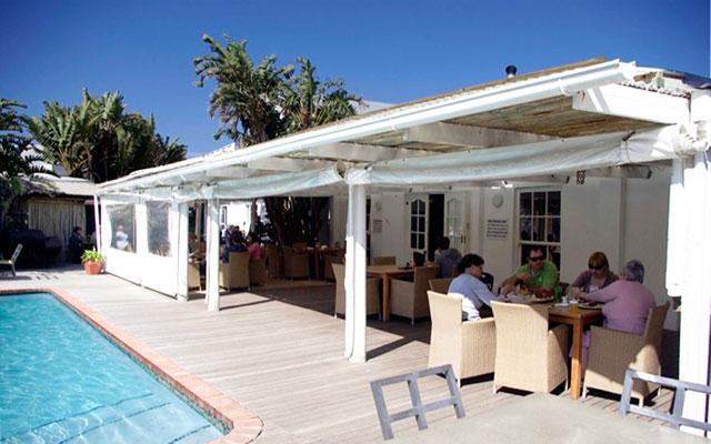 Joes fiskrestaurang i Cape St. Francis under longstay sydafrika | Sunbirdie