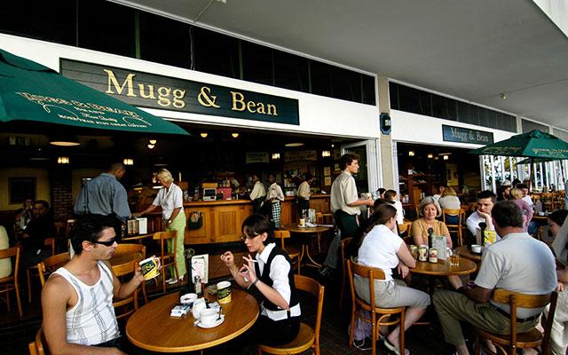 utsökt mat på caféet i longstay sydafrika | Sunbirdie