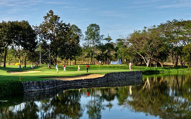 Nyt Golf Thailand på Chiangrai - Sunbirdie