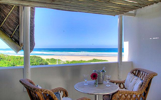Golf Sør-Afrika med utsikt over stranden - Sunbirdie