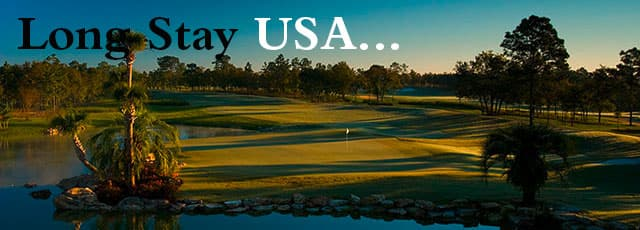 Long Stay golfresor till USA, Florida