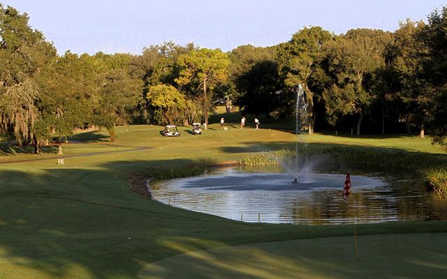 Golfresor i Florida Inverness, USA