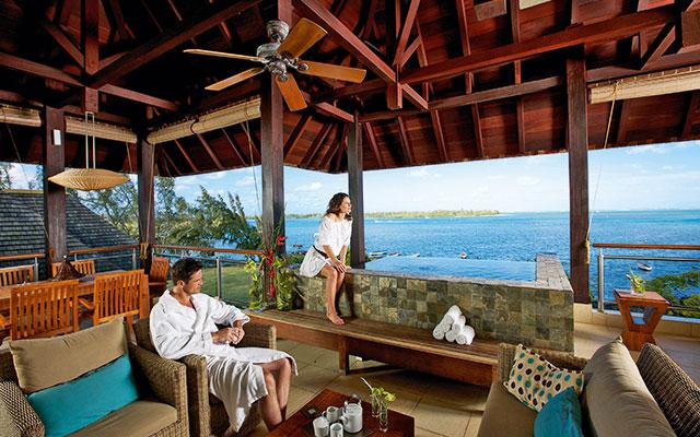 Slappna av under en long stay golfresa till Mauritius