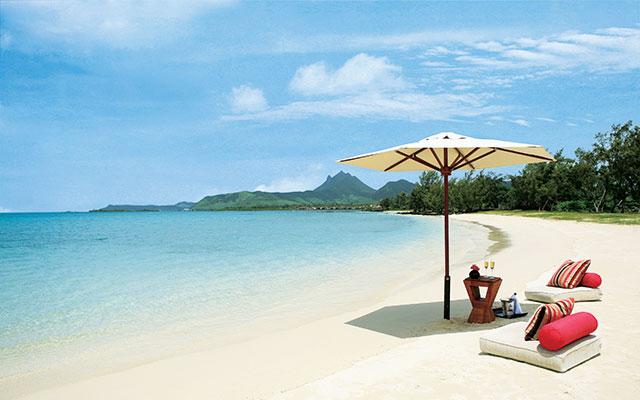 Njut av under  mid stay golfresor till Mauritius