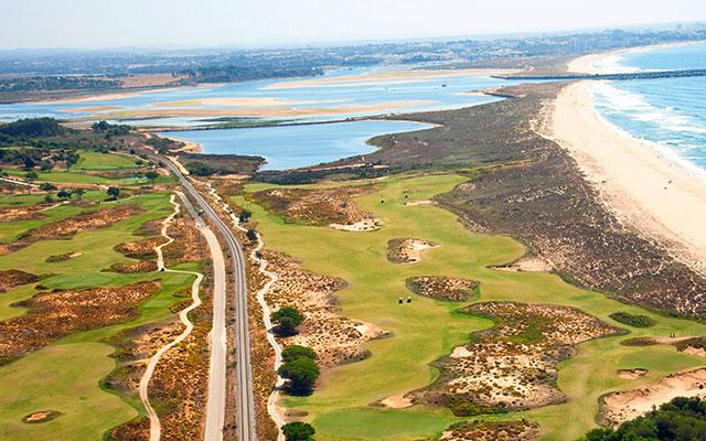 Nyt golf med short stay Portugal på Onyria Palmares Golf med Sunbirdie