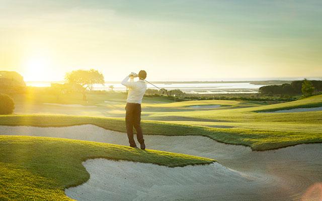 Nyt golf med short stay Portugal med vakker golfbane