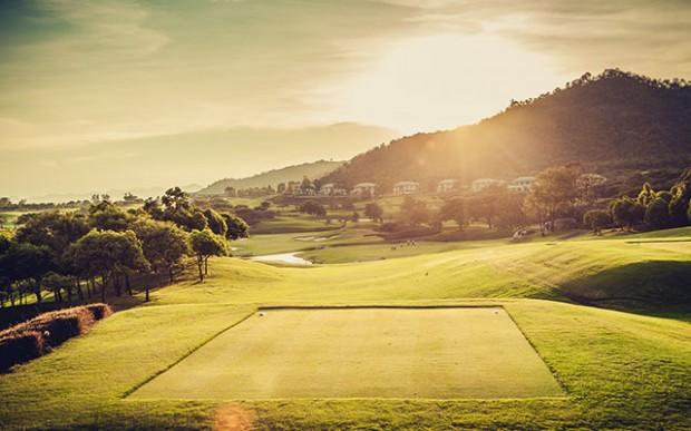 Short Stay på hua hin black mountain golf jord i spanien - Sunbirdie