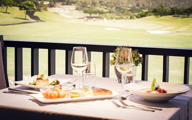 Nyt vakker utsikt og mat med short stay Thailand med Sunbirdie