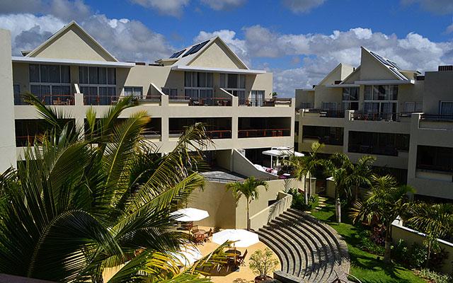 Njut mid stay golfresor till Mauritius