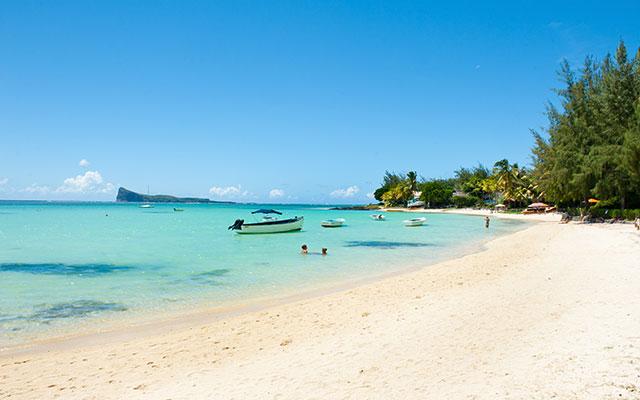 Long stay golfresor till Grand Baie, Mauritius