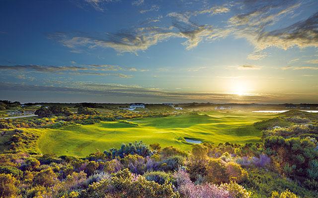 Nyt en vakker golf i Sør-Afrika med Sunbirdie
