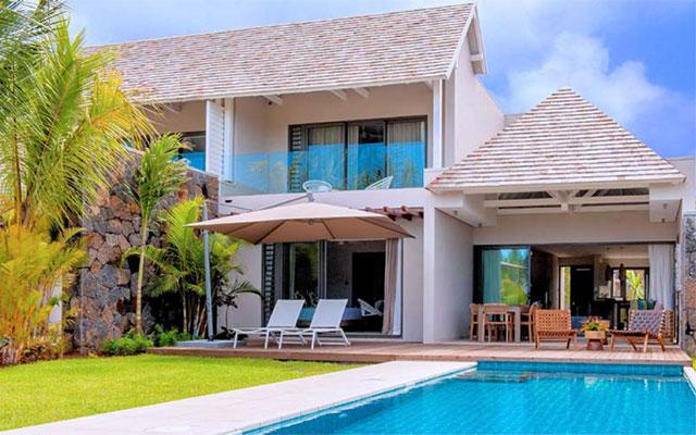 Njut mid stay golfresor till Anahita, Mauritius