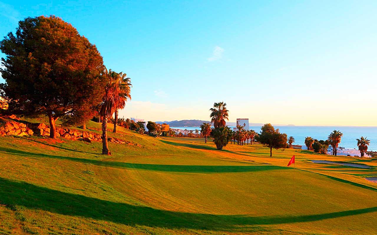 Longstay golf i Costa Almeria på Marina Golf