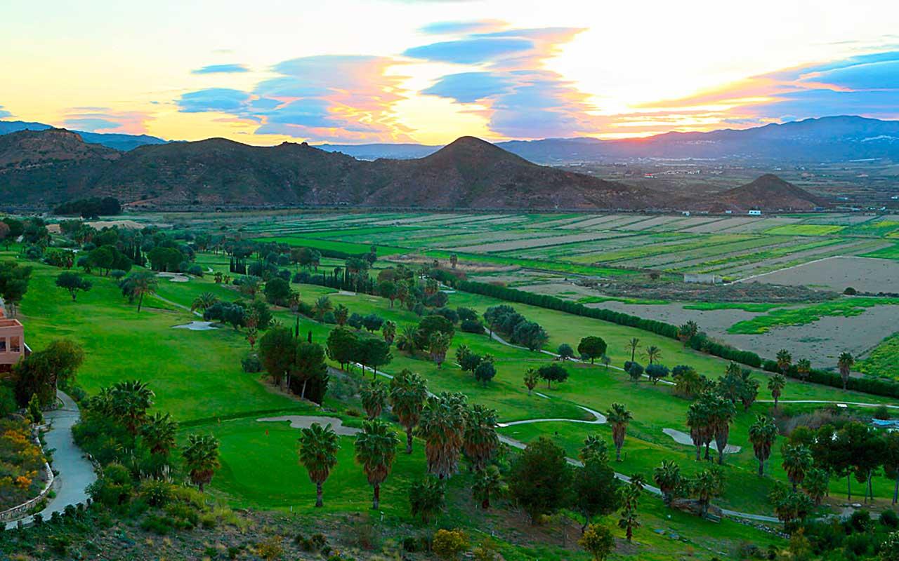 Long Stay golfresor till Costa Almeria på Marina Golf