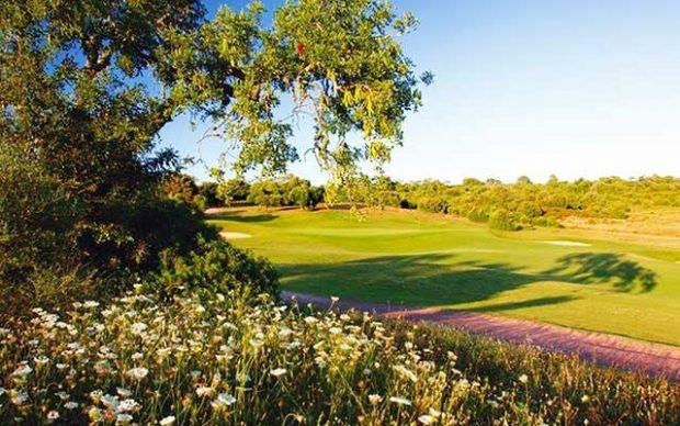 short stay Portugal med vakker golfbane