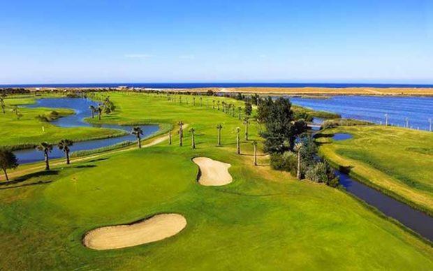 Short Stay på algarve salgados Golf i portugal - Sunbirdie