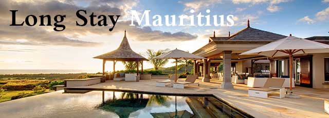 Long Stay och Mid Stay till Mauritius, med eller utan fri golf!