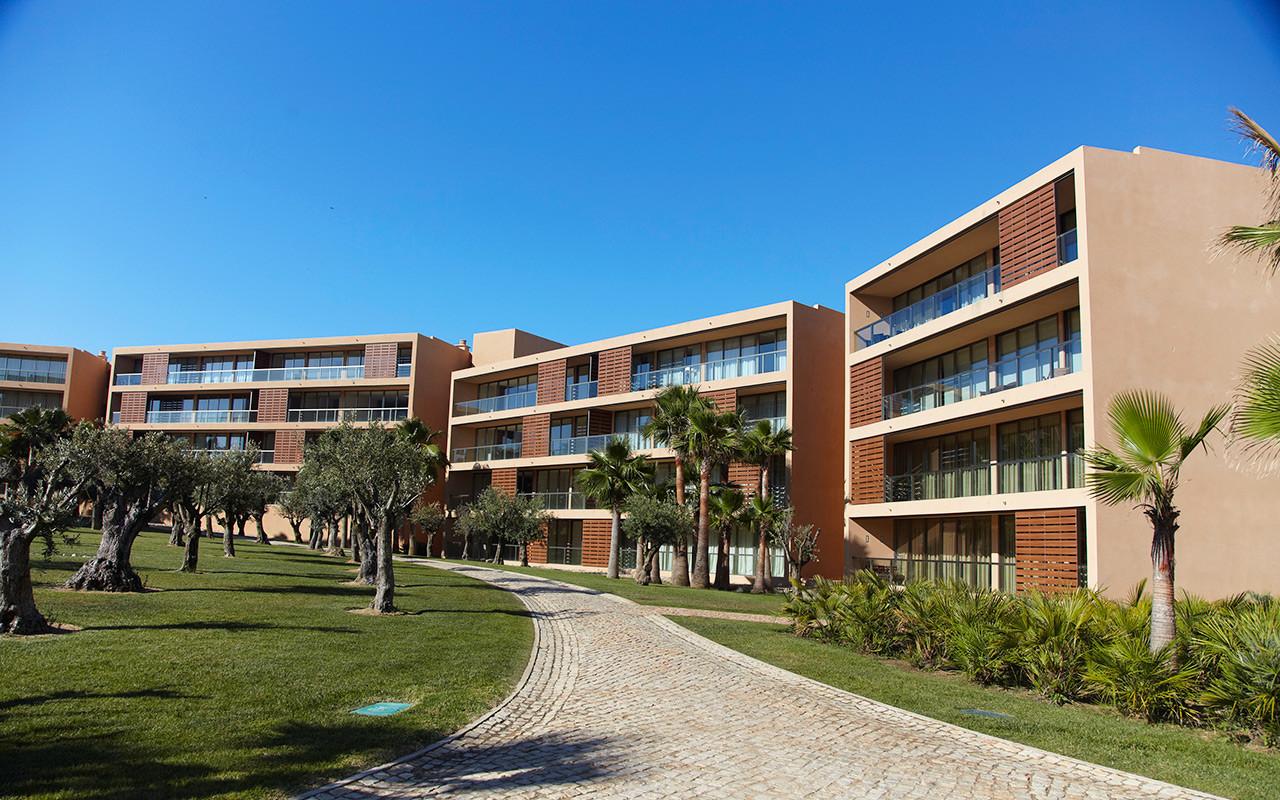 Luksusleiligheter Golfreiser Portugal Salgados Vila das Lagoas leiligheter
