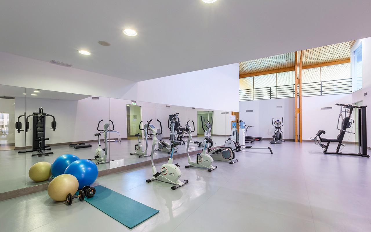 Golfreiser Portugal Salgados på Vila das Lagoas Apartments med treningsstudio