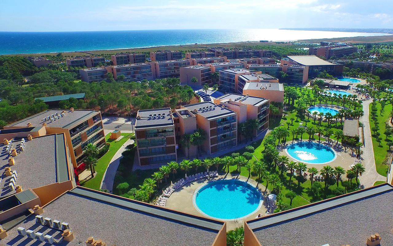 Nyt golfreiser portugal Salgados på Vila das Lagoas Apartments