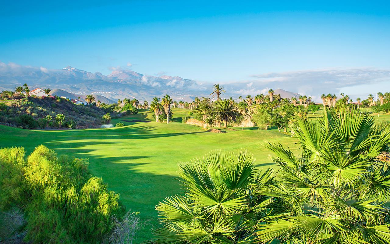 Njut av att spela golf på Teneriffa under Longstay Spanien   Sunbirdie