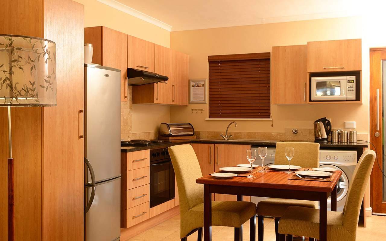 Langebaan matsal på hotellet under longstay sydafrika | Sunbirdie