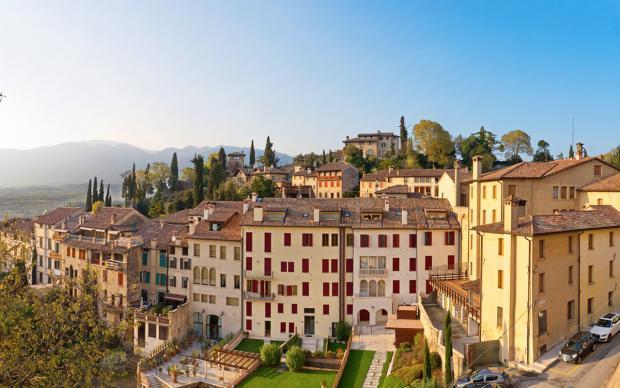 Golfferie på Asolo Resort, Italia - Sunbirdie